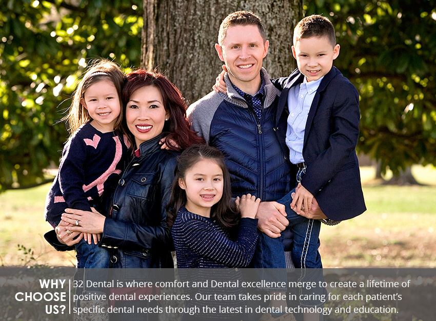 Dentist Kennesaw - Family Photo