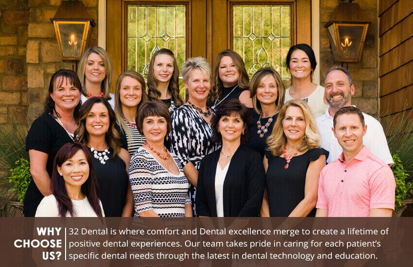 Dentist Kennesaw - Family Staff