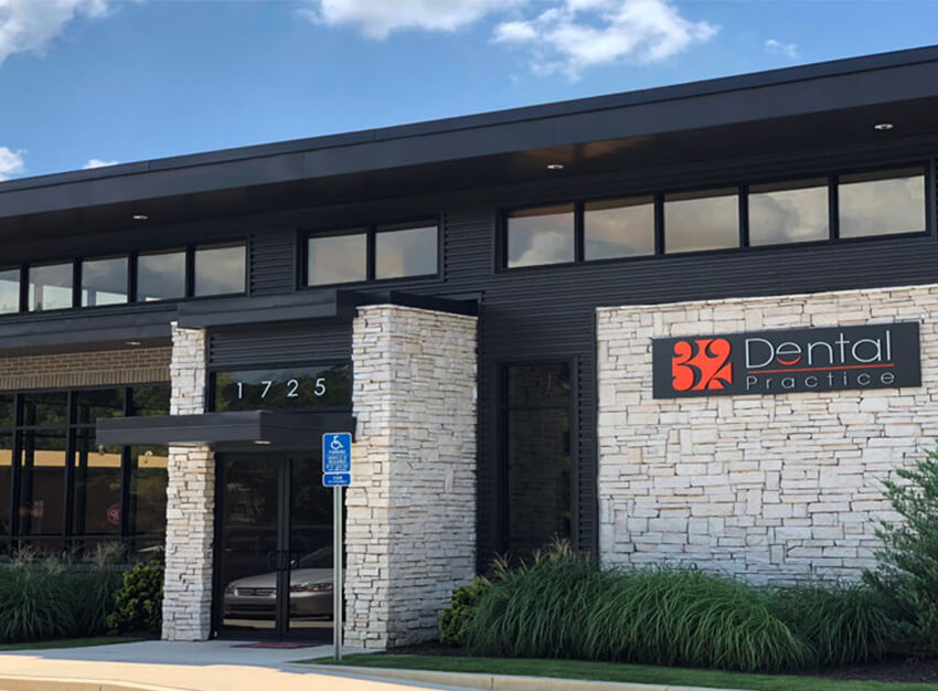 Dentist Kennesaw - New office