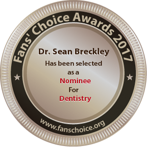 30144 Dentist - FCA 2017 Dr. Sean Breckley